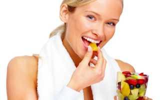 Диета на правильном питании меню на месяц