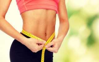 Как быстро похудеть в боках