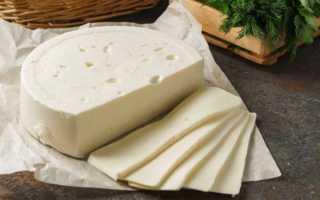 Сыр сулугуни калорийность на 100 грамм