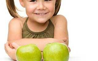 Яблоко печеное калорийность на 100 грамм